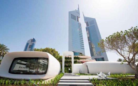 3D-printed skyscraper Dubai