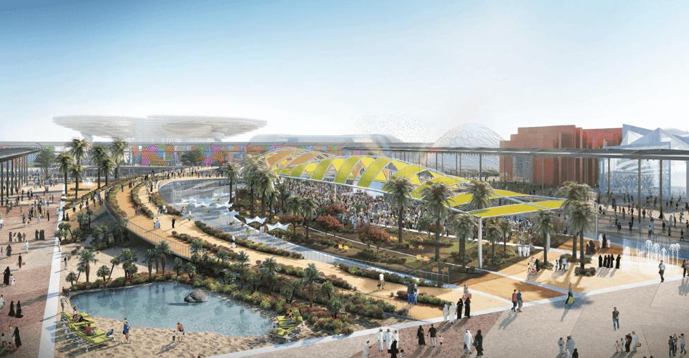 Property market and Dubai Expo 2020