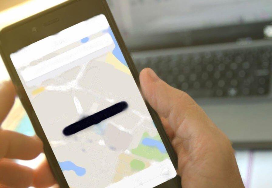 Dubai Taxi Limo on Uber App