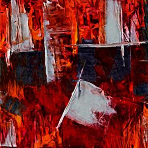 Oil Painting ESISTENZA